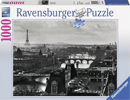 پازل ۱۰۰۰ تکه Paris and the Seine
