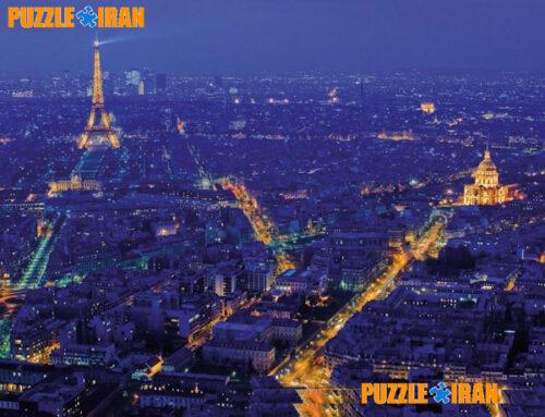 پاریس در شب 2000