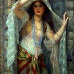 صفیه زنی از بغداد روزنبرگر