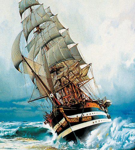 کشتی کاشف آمریکا
