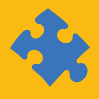 logo puzzleiran لوگو پازل ایران