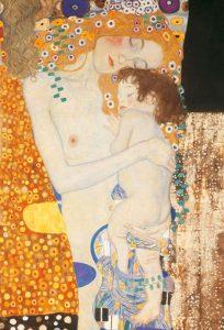 Gustav Klimt mother گوستاو کلیمت - مادر