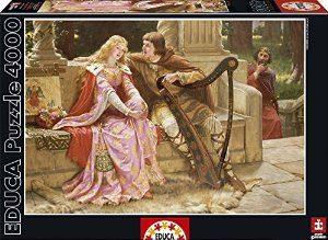 Tristan and Isolde پازل 4000 ادوکاtheendofthesong
