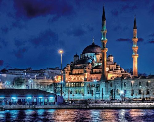 استانبول،ترکیه،پازل،شب،1500،ادوکا