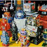 پازل ۱۰۰۰ تکه ربات ها