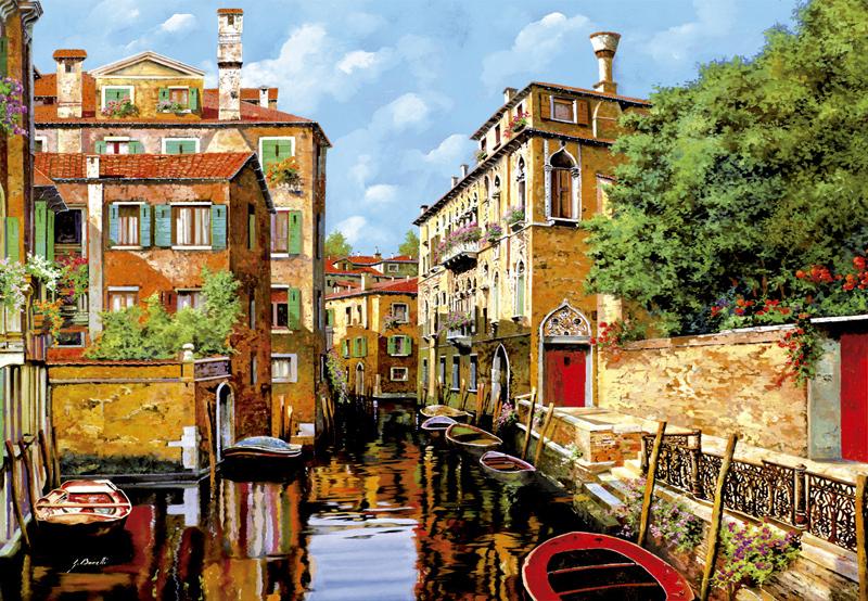 پازل ۲۰۰۰ تکه Luce A Venezia