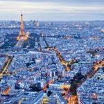 پازل ۱۰۰۰ تکه چراغهای پاریس اثر لوئیجی واکارلا