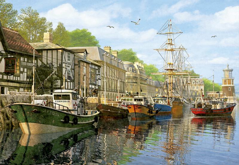 پازل ۲۰۰۰ تکه Harbour