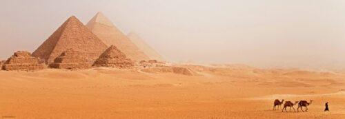 pyramid egypt heye