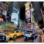 پازل ۱۰۰۰ تکه نیویورک – میدان تایمز اثر کن کامنیسکی