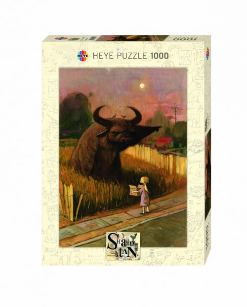 fingerpost box puzzle heye
