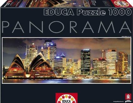 پازل پانوراما سیدنی ادوکا educa
