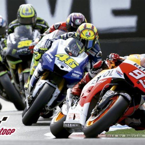 موتورسواری پازل moto gp