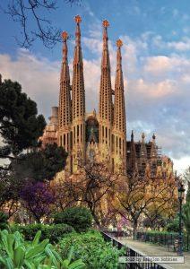 اسپانیا کلیسای جامع