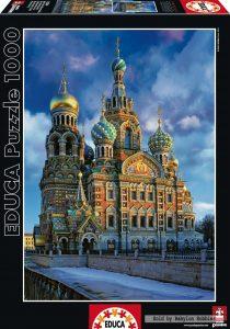 پازل کلیسایی در مسکو