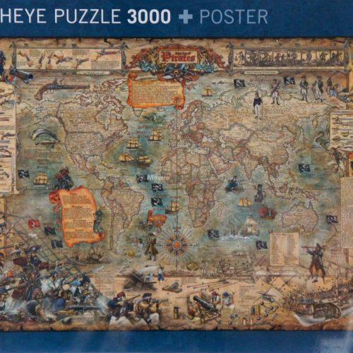 pirate heye 3000 map