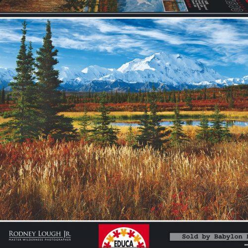 پازل ۱۵۰۰ تکه DENALI National Park – USA
