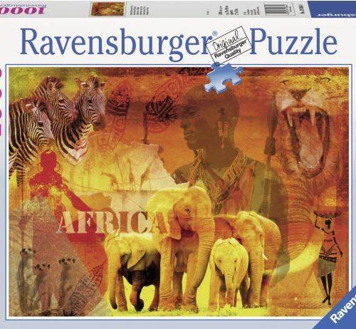 پازل ۱۰۰۰ تکه Impressions of Africa