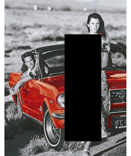 پازل ۱۰۰۰ تکه Black and White – Country Romance