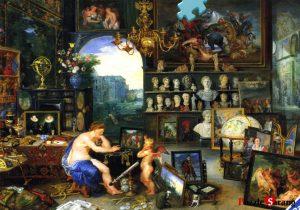 پازل ۲۰۰۰ تکه allegory of sight