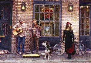 پازل ۲۰۰۰ تکه sights and sounds of new orleans
