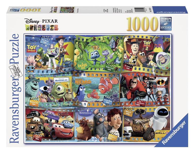 پازل ۱۰۰۰ تکه Disney Pixar دیزنی پیکسار