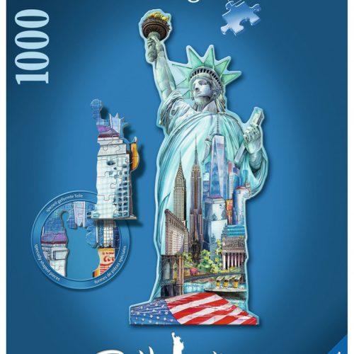 پازل ۱۰۰۰ تکه Liberty Statue