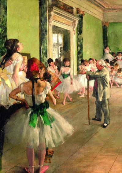 پازل ۱۰۰۰ تکه Dance Class