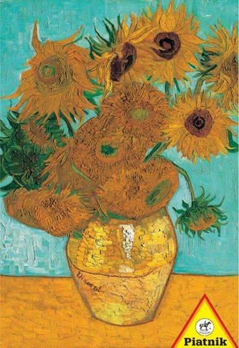 پازل گلهای آفتاب گردان