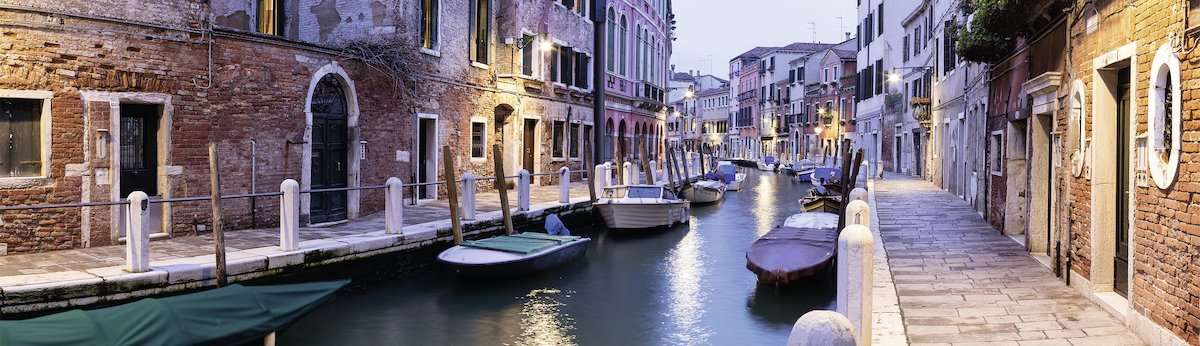پازل ۲۰۰۰ تکه پانوراما Venice in the evening
