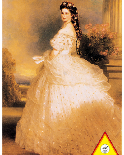 پازل ۱۰۰۰ تکه Empress Elisabeth of Austria