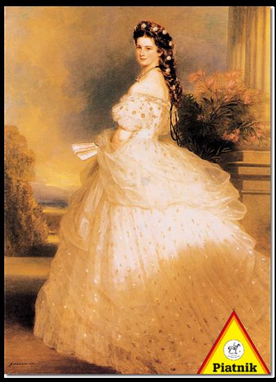 پازل ۱۰۰۰ تکه Empress Elisabeth of Austria