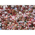 پازل ۱۰۰۰ تکه کریسمس گرم و نرم اثر فرانسوا رویر