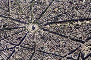 پاریس از بالا