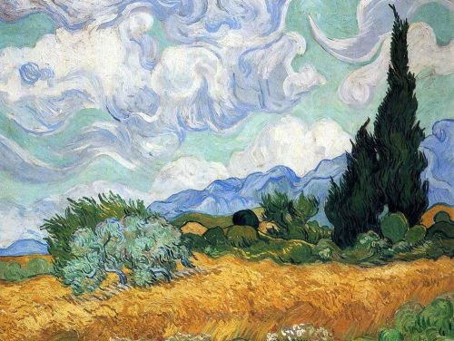 wheat-fields-with-cypresses