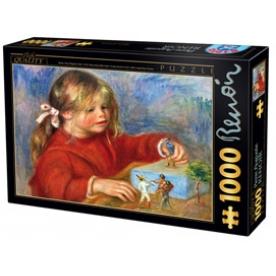 پازل ۱۰۰۰ تکه Claude Renoir at play Sun