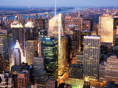 پازل ۱۵۰۰ تکه Midtown Manhattan , NYC