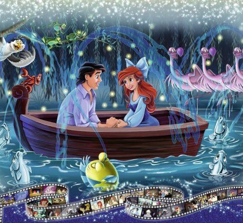 پازل ۴۰۳۲۰ تکه Disney: Unforgettable Moments