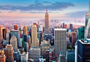پازل ۱۰۰۰ تکه Midtown Manhattan, New York