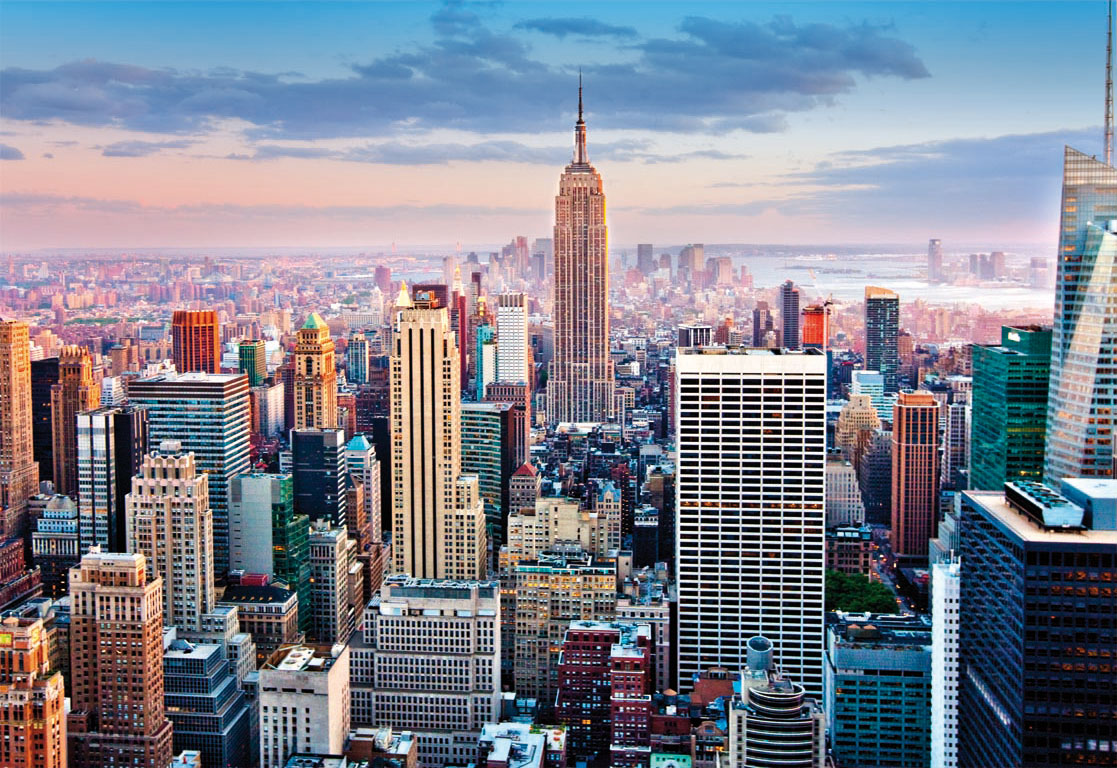 پازل ۱۰۰۰ تکه Midtown Manhattan, New York