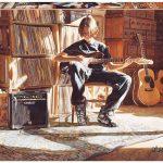 پازل ۵۰۰ تکه نوازنده جوان اثر استیو هنکس