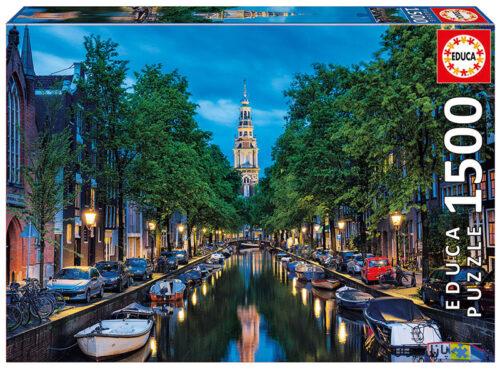 کانال آمستردام