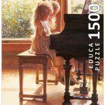 پازل ۱۵۰۰ تکه همنوازی پیانو اثر استیو هنکس