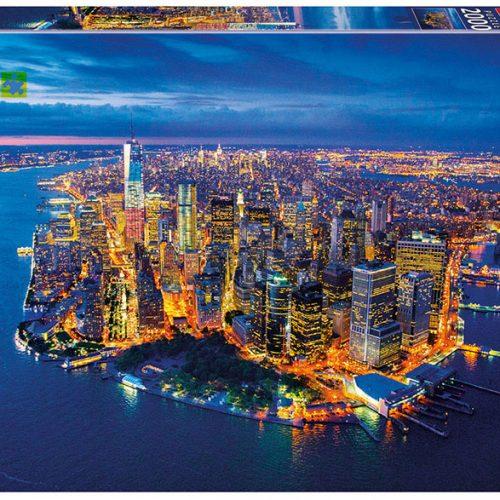 نمایی از نیویورک