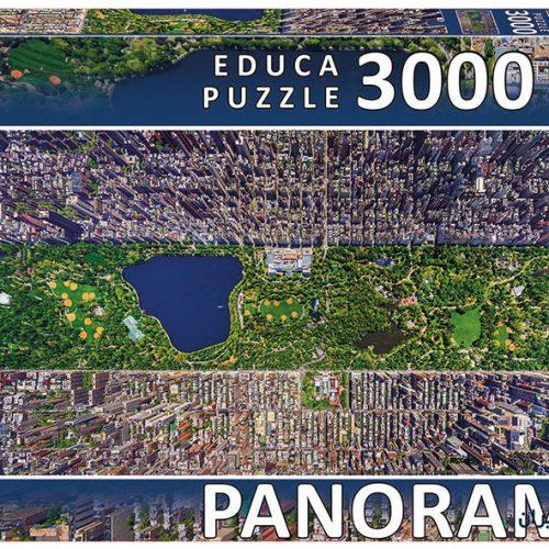 پارک مرکزی منهتن پازل 3000 تکه