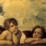 پازل ۱۰۰۰ تکه فرشتگان کوچک اثر رافائلو