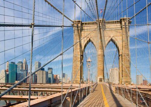 پازل ۱۰۰۰ تکه On Brooklyn Bridge