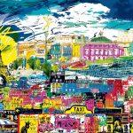 پازل ۱۰۰۰ تکه من عاشق پاریس هستم! اثر کیتی مک کال