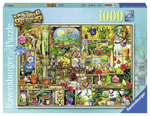 Ravensburger 19482 - garden shelf - 1000 pieces jigsaw puzzle