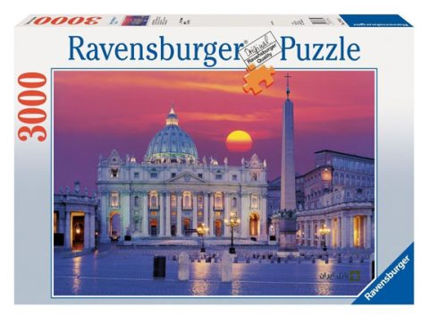 Ravensburger 17034- 3000 pcs - Saint Peter